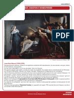 Scheda - Marat, Danton, Robespierre