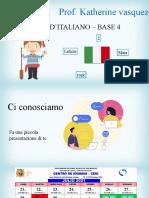 Lezione 1 - A Cena Fuori (Pronuncia - Grammatica - Vocabolario)