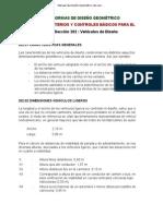 Manual de Diseño Geométrico de Carreteras _(DG - 2001_)