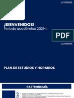 Reglamento Institucional y Protocolos Covid