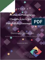 Folha#Avaliação Pedagógica Classificação e Notas_Perspetivas Contemporâneas