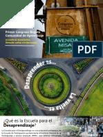 Primer Congreso Bogotá comunidad de aprendizaje