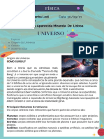 Fisica-Universo