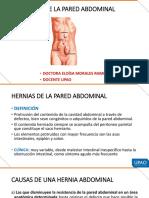 Hernias Complicadas Dra Morales