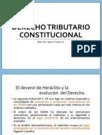 DERECHO TRIBUTARIO CONSTITUCIONAL