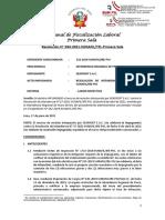 RESOLUCION 34-2021-TFL-SEAFROST
