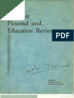 Souvenir Pictorial and Education Review - 1939
