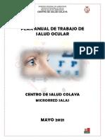 PLAN ANUAL DE TRABAJO DE SALUD OCULAR