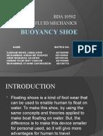 Buoyancy Shoe Group