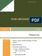 Lecture 9 - Fluid Mechanics - Ch 8 - Spring 2011 - S