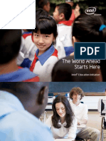 Intel Education Initiative Overview