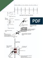Skema Antena Modem CDMA 3G 1900-MHz Sistem Induksi