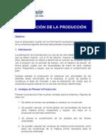 Planeación de la producción