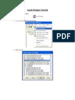 Ansoft Designer | Spice | Simulation