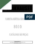 CARRETA FANCKHAUSER 8010