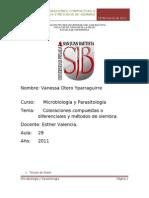 METODOS DE SIEMBRA