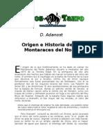 Adanost, D. - Origen E Historia de Los Montaraces Del Norte