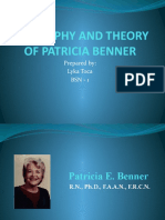patricia E. benner