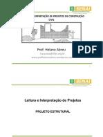 Leitura e Interpretação de Projetos de Construção Civil