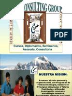 Presentación Cima 2011