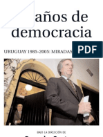 Bértola-Bittencourt-20 años de democracia sin desarrollo económico
