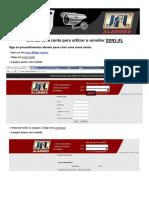 Criando dominio DDNS no DVR Branco