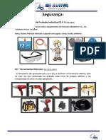 Segurança_ Todos Os Colaboradores Devem Utilizar Equipamentos de Proteção Individual (E.P.I.), Em Condições de Uso, Tais Quais