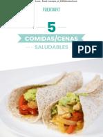 5 Comidas Saludables v2