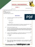 IES-CONV-Mechanical Engineering-2001