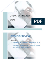 Literature Review[1]