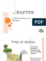 Production management- Types of Process