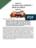PROPUESTA DE APOYO PARA DOCENTES Y PADRES DE FAMILIA PRIMER GRADO (2)