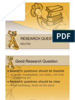 Research Questions[1]
