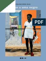 Cartas a Uma Negra - Françoise Ega