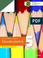 V_Educatie Plastica (a. 2020, In Limba Romana)