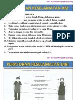 Carta Peraturan & keselamatan