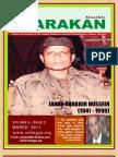 Arakan Journal, March 2011