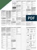 Drayton Lifestyle Time Switch User Manual for model LP111, LP711, LP LP112, LP241, LP522, LP722