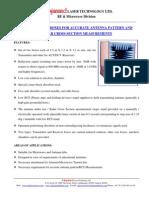 Anechoic Test  Box ATB