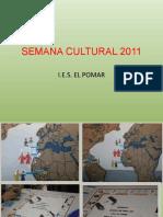 Semana Cultural 2011 2