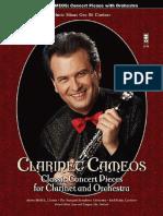 页面提取自-单簧管05 古典 古典音乐会(9首)勃拉姆斯【匈牙利舞曲第五号】巴赫【G弦上的咏叹调】 舒伯特【小夜曲】舒曼【童年情景】 Clarinet Cameos - Clas