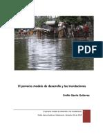 El perverso modelo de desarrollo y las inundaciones EGG