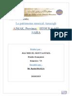 AJMAK de Chtouka Ait Baha - El Mouataouakil Rachid et autre(1)