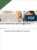 competencias alumnos (Pres 2011)