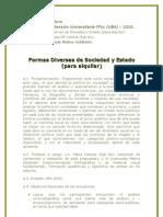 Programa SEUBE-FFyL-UBA 2010