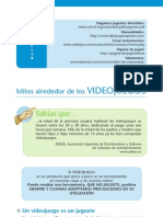 Guia de Consumo Responsable 2009 - Sanidad Euskadi - videojuegos
