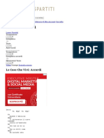 LE COSE CHE VIVI Accordi 100% Corretti -Laura Pausini