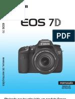 Manual da Canon EOS 7D