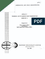 Apollo 11 Technical Air-To-Ground Voice Transcription