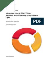 Whitepaper-ActiveDirectoryIntegration-v1